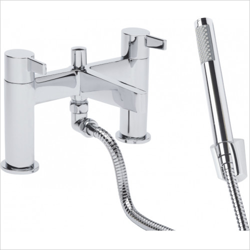 Roper Rhodes - Aim Deck Mounted Bath Shower Mixer