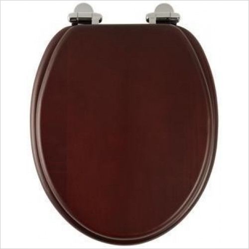 Roper Rhodes - Traditional Soft Close Toilet Seat