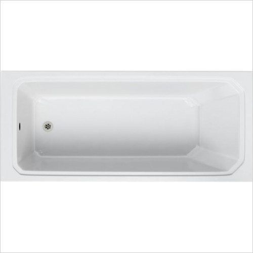 Burlington - Arundel Bath With Reinforcing 170 x 75cm