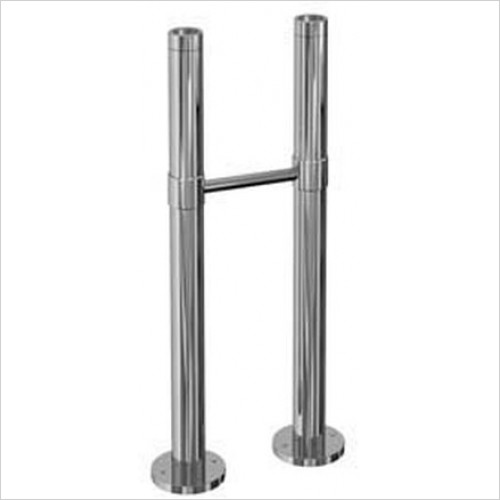 Burlington - Stand Pipes Including Horizontal Support Bar