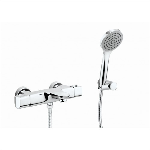 Crosswater - North Thermostatic Bath Shower Mixer No Kit