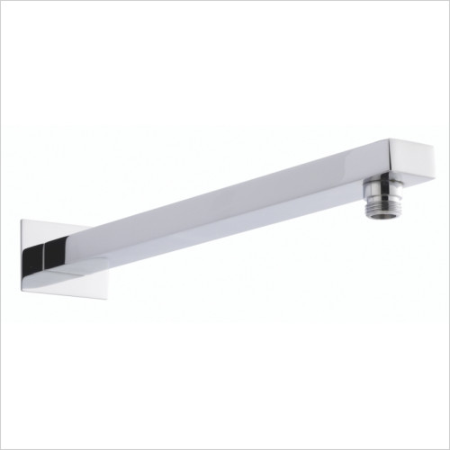 Small Rectangular Shower Arm