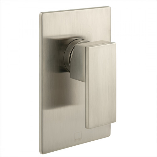 Vado - Notion Concealed Manual Shower Valve Single Lever
