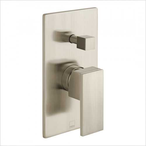 Vado - Notion Concealed Single Lever Manual Shower Valve