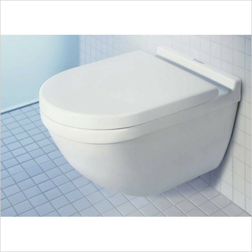 Philippe Starck 3 Wall Hung Rimless Toilet WC Box 45270900A