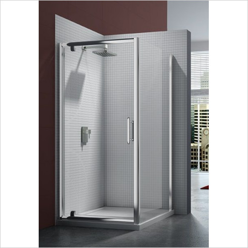 Merlyn - 6 Series Pivot Door 700mm