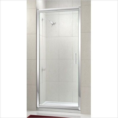 Merlyn - 8 Series Infold Door 1000mm Incl MStone Tray