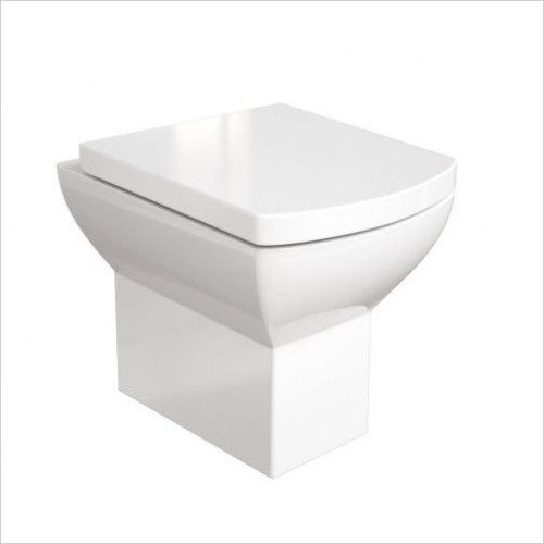 Saneux - I-Line II Back To Wall Pan