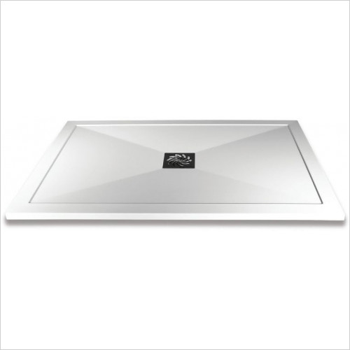 Saneux - H25 Shower Tray 1700 x 800 x 25mm - Anti Slip
