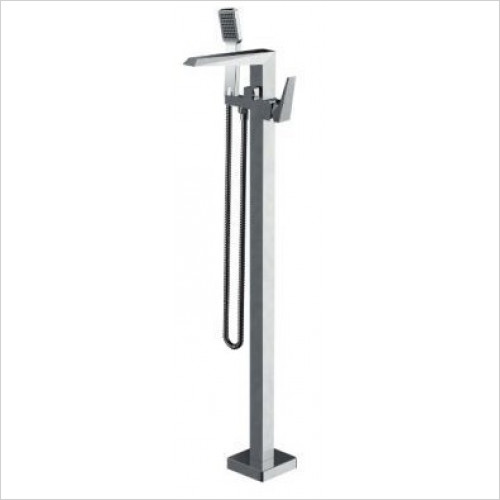 Saneux - Mercury Floorstanding Bath Shower Mixer