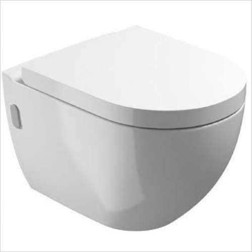Saneux - Prague Wall Mounted WC Pan