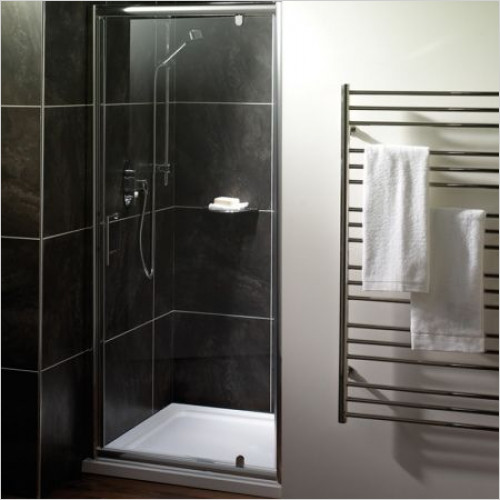 Saneux - Wosh Pivot Shower Door 900mm