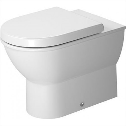 Duravit - Darling New Toilet Floorstanding 570mm Back To Wall Washdow