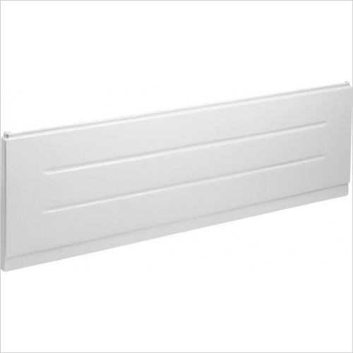 Duravit - D-Code Front Panel 1600mm Fixation By Screws