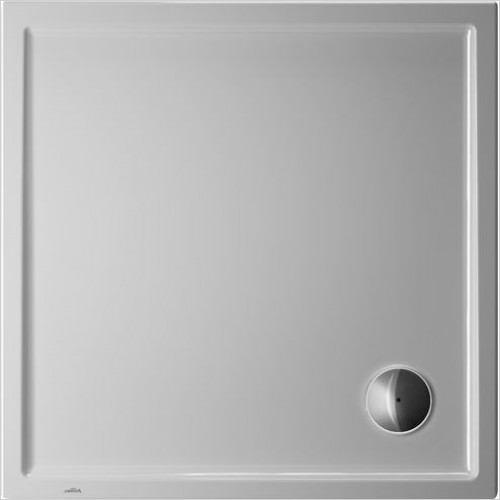 Duravit - Starck Shower Tray Slimline 800x800mm Square Antislip
