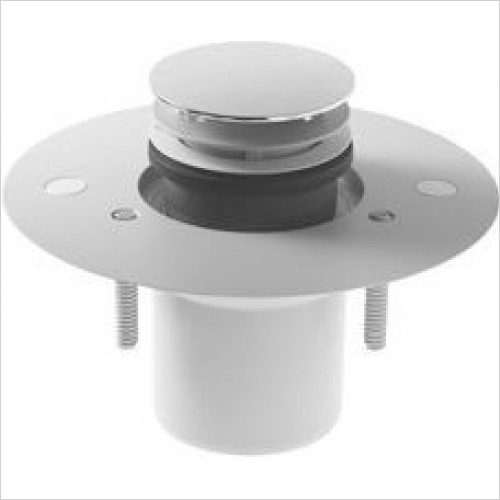 Duravit - Outlet Drain For Flush Fitting Shower Tray Vertical Outlet