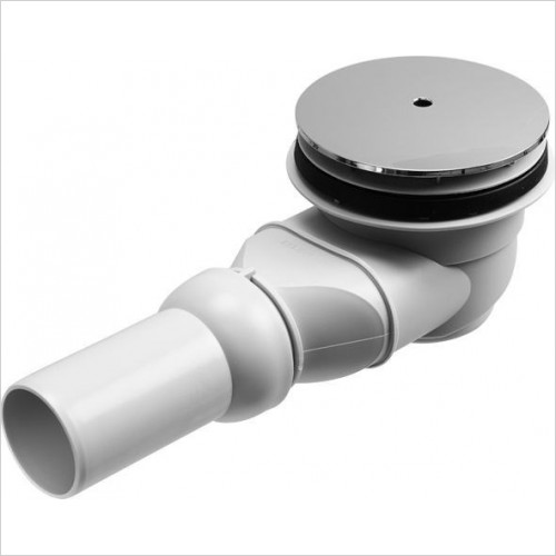 Duravit - Outlet Drain Outlet Diameter 90mm Horizontal Outlet