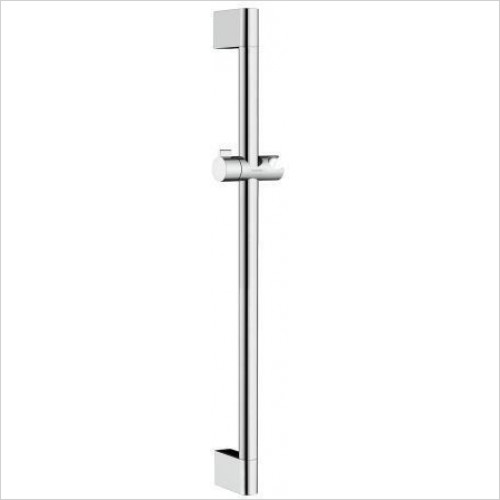 Hansgrohe - Unica' Croma Wall Bar 650mm Without Shower Hose