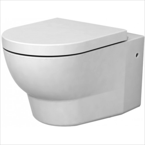 Cifial - Block Suspended WC & Soft Close Seat