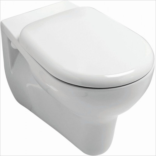 Cifial - Optima Suspended WC & Soft Close Seat