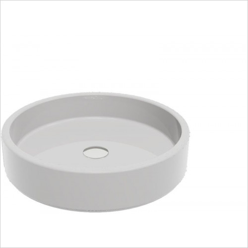 Cifial - F3 Round 400mm Counter Basin 0TH