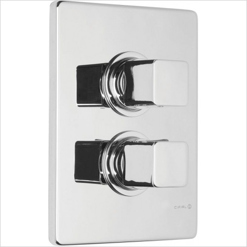 Cudo Thermo Concealed Valve