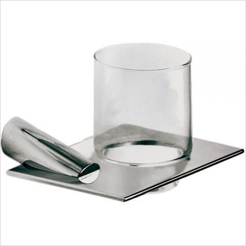Cifial - Techno AR110 Tumbler & Holder (Metal)