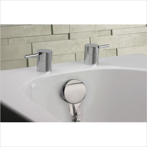 Cifial - Techno 465 Aqua Filler & Deck Valves