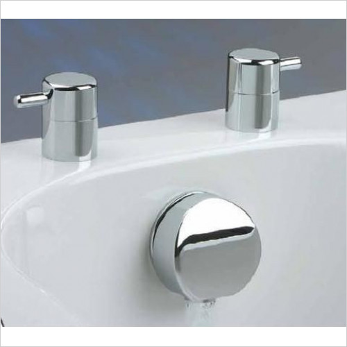 Cifial - Techno 35 Thermostatic Aqua Filler & Deck Valves