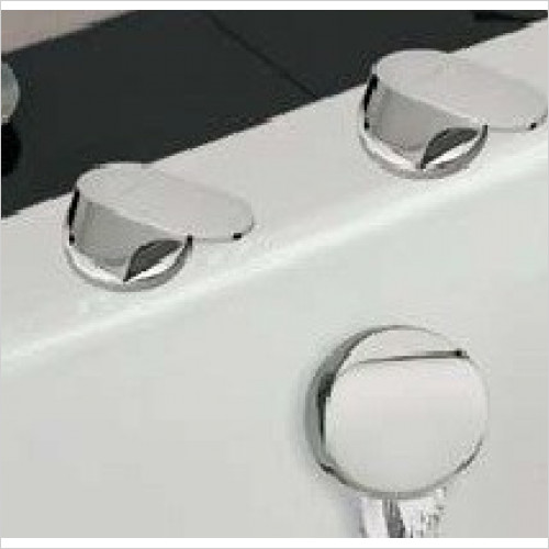 Cifial - Adele Thermostatic Aqua Filler & Deck Valves