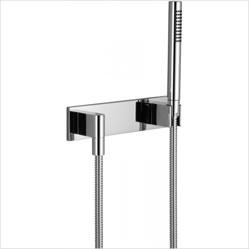 Dornbracht - Hand Shower Set With Cover Plate
