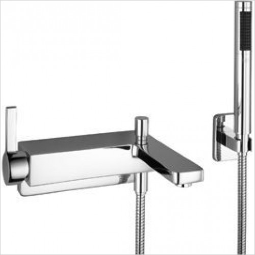 Dornbracht - Lulu Single Lever Bath Mixer 190mm Projection