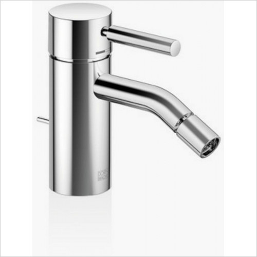 Single-Lever Bidet Mixer With Pop-Up Waste