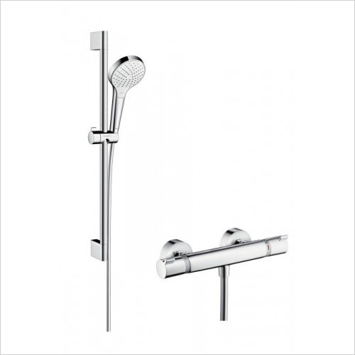 Hansgrohe - Croma Select S Vario Combi Set 650mm