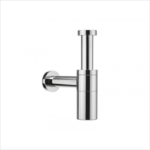Catalano - Round Brass P-Trap For Basins