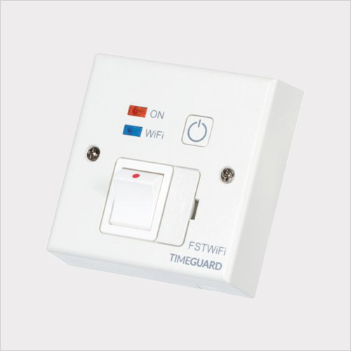 Radox - WiFi Controlled Fused Spur Time Switch