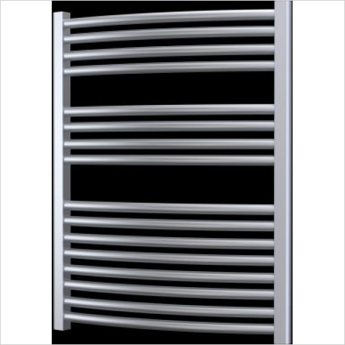 Radox - Premier Curved Towel Warmer - 800 x 600mm