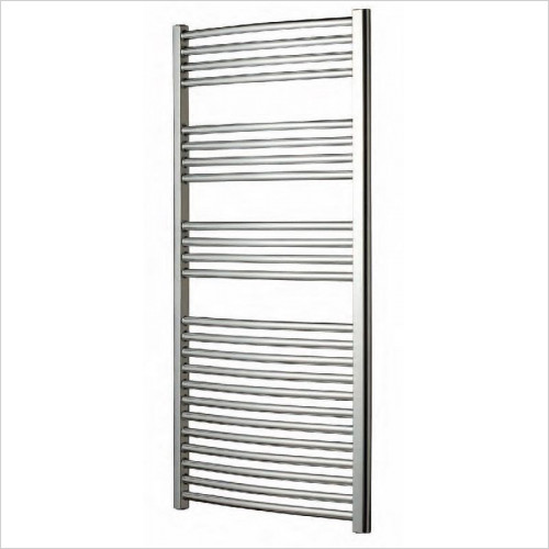 Radox - Premier Curved Towel Warmer - 1200 x 500mm