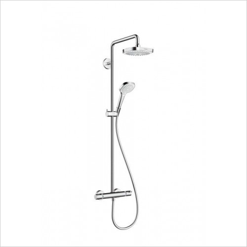 Hansgrohe - Croma Select E 180 Showerpipe